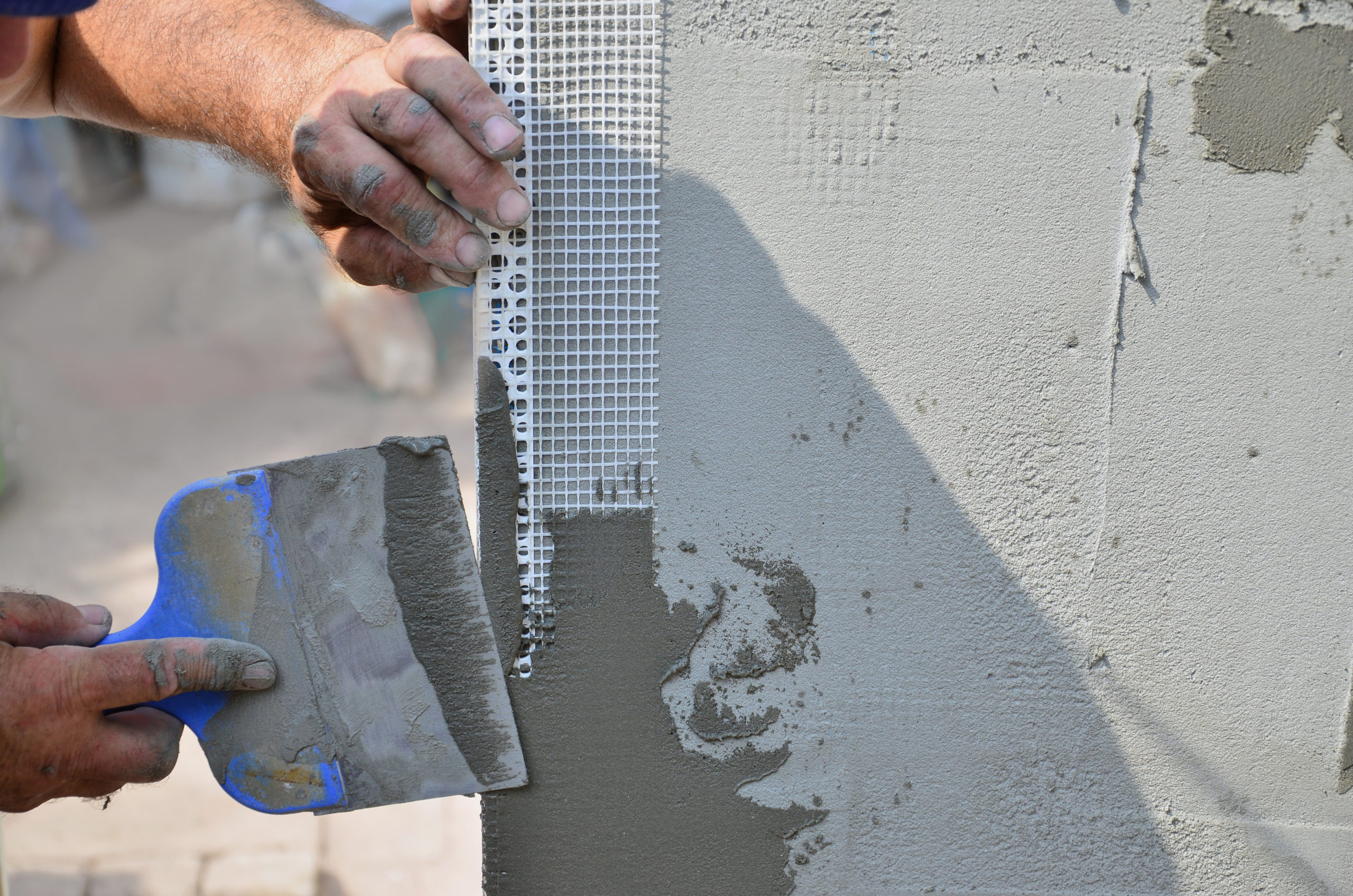 When Does Stucco Need to be Repaired?