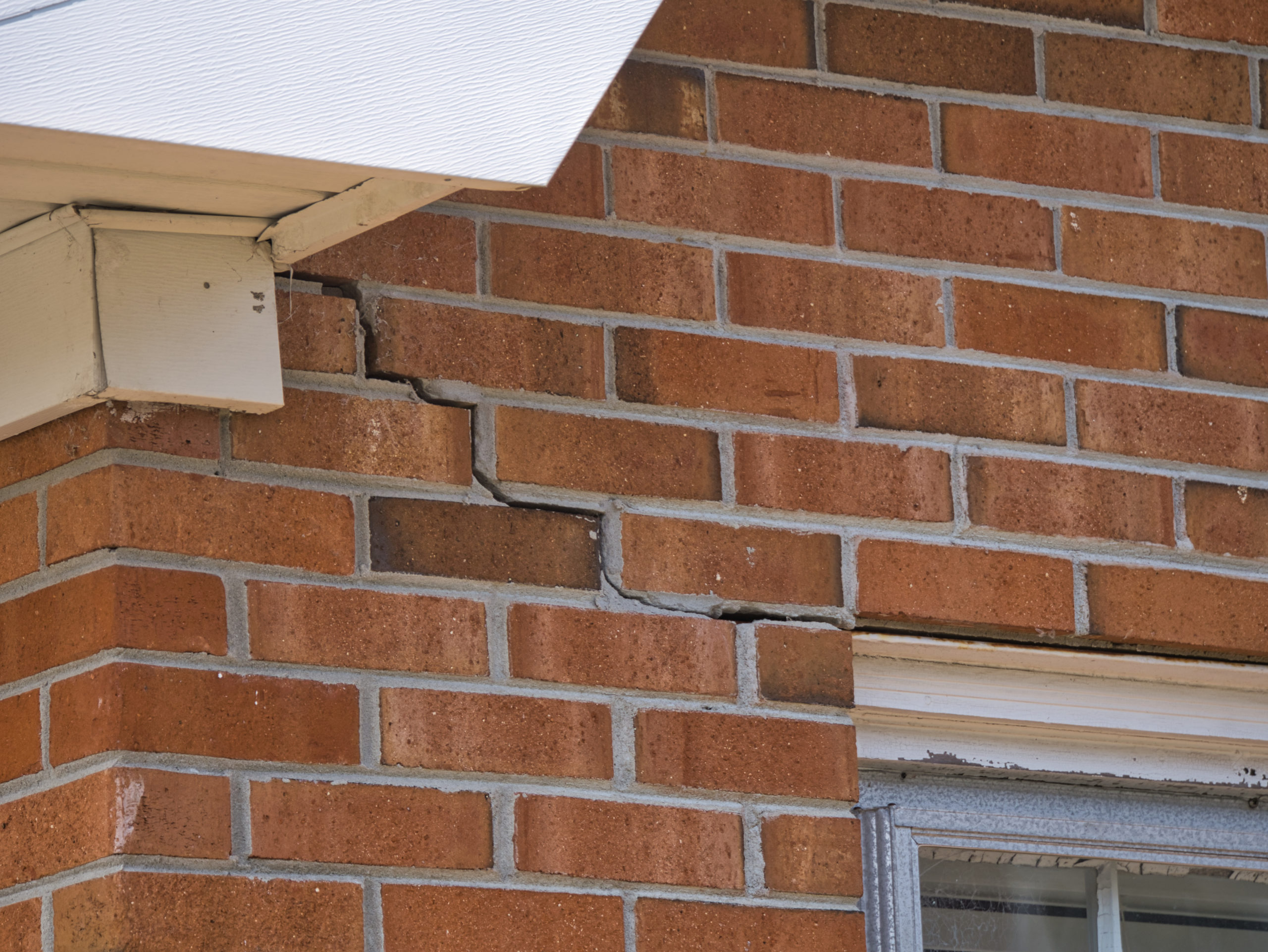 Most Common Causes of Masonry Damage